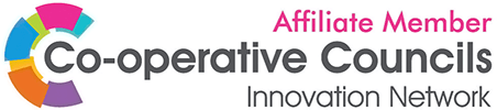 Affiliate member of Co-operative Councils Innovation Network