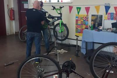 Dadly Does It Bike Cafe photo image