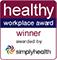 Healthy workplace award winner